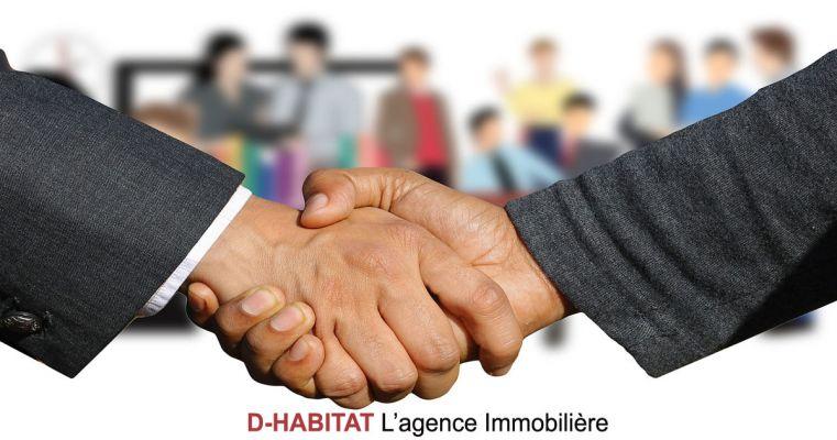 L'agence D-Habitat recrute sur toute la France