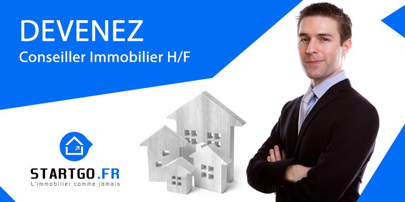 Recrute Négociateurs / Négociatrices immobilier H/F